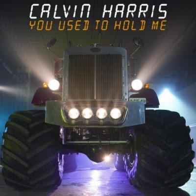 Calvin Harris - You Used To Hold Me Lyrics
