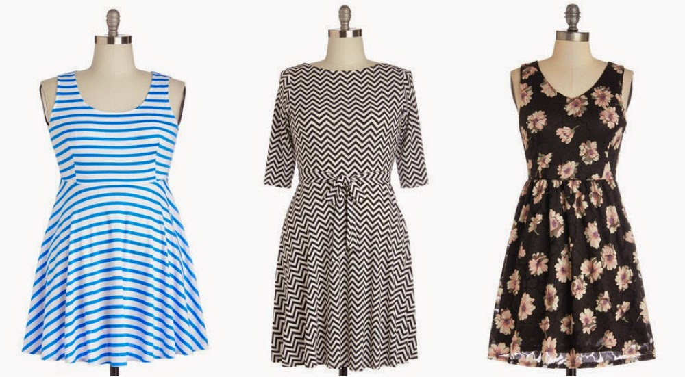 modcloth, affiliate, sale, wow factor sale, dresses, plus size clothing, plus size dresses, plus size fashion,