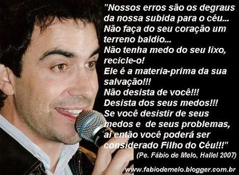 Pe. Fábio de Melo!!!