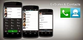 ExDialer PRO – Dialer & Contacts apk
