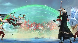 one piece pirate warriors 2 screenshot 2 One Piece: Pirate Warriors 2   Screenshots