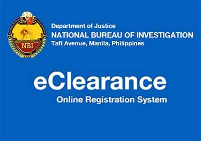 How to apply NBI Clearance Online