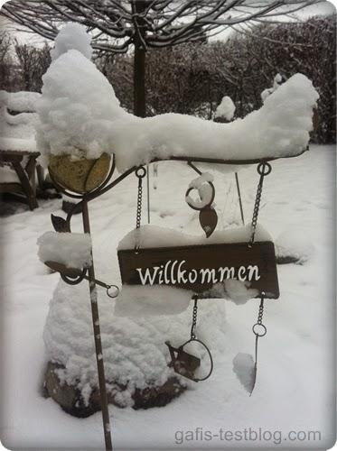 Willkommen Winter