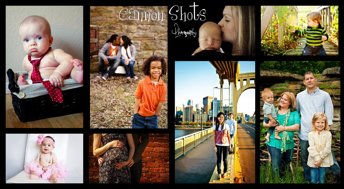 Cannon Shots Photography