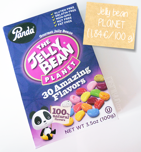 jelly bean amazing flavors