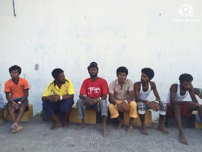 Para Pengungsi Bangladesh Lakukan Pelecehan Seksual Kepada Relawan Wanita Aceh