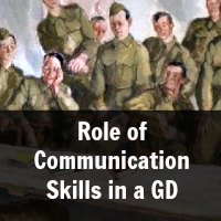Role of Communication Skills in a GD