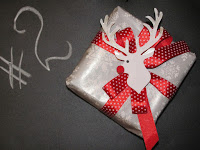 A cute way to wrap your Christmas gifts, for your loved ones.