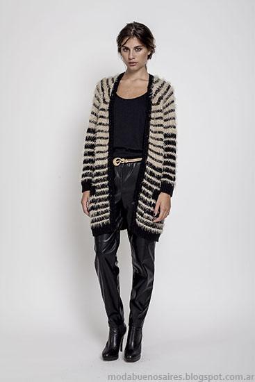 Sacos invierno 2015 moda invierno Janet Wise.