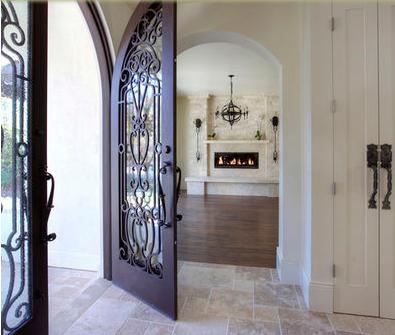 Fotos y dise os de puertas fabricantes puertas de madera for Fabricacion puertas madera