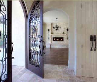 Fotos y dise os de puertas fabricantes puertas de madera for Disenos de puertas principales de madera