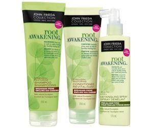 Amostra Gratis Shampoo e Condicionador  Root Awakening
