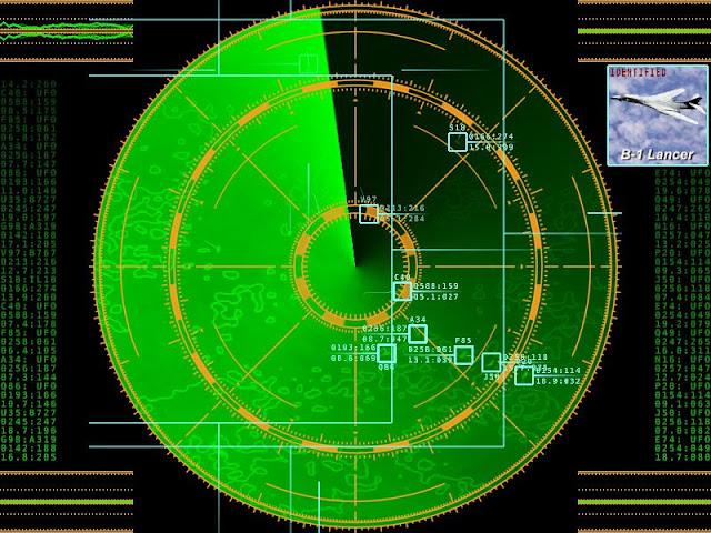 Beginilah Cara Radar Mendeteksi Posisi Pesawat [ www.BlogApaAja.com ]
