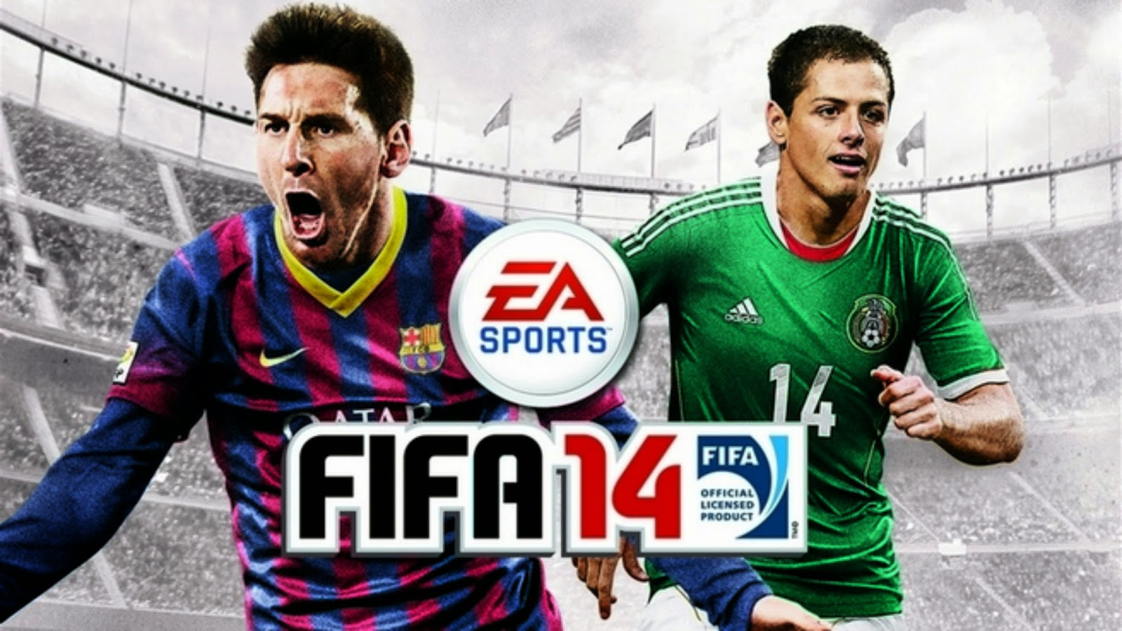 FIFA 14 by EA SPORTS Android Apk Data Free