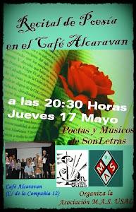 Recital de SonLetras -  Poesía en El Alcaraván