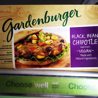 Vegan Vegetarian Food Protein Groceries Gardenburger Black Bean Chipotle Burger Veggieburger