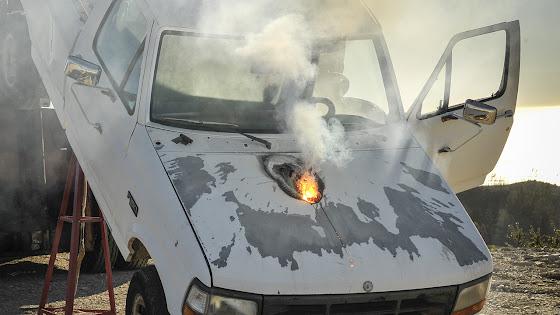 Athena truck test