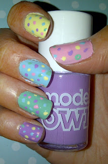 nail daze easy easter nails