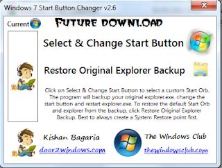 Download Windows Seven Start Orb