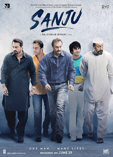 Sanju (2018) Hindi Movie BluRay | 720p | 480p