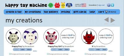 Choosing a Toy
