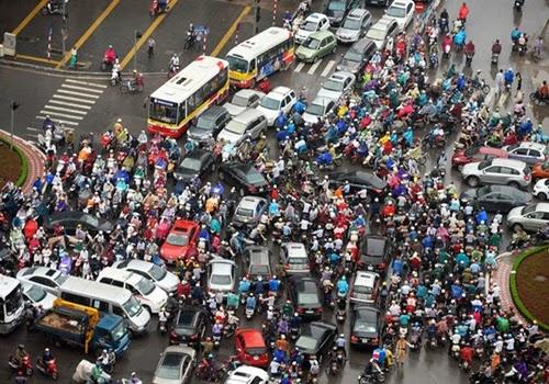 'Xe máy đang kìm hãm sự phát triển xã hội Việt Nam'