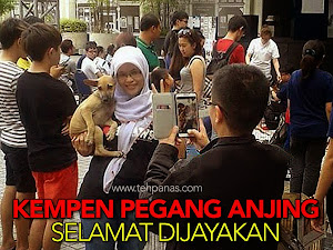 Thumbnail image for Program Pegang Anjing, Kempen 'Be A Paw Walker' Di Pulau Pinang Selamat Dilakukan