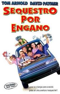 Filme Poster Sequestro Por Engano DVDRip XviD & RMVB Dublado