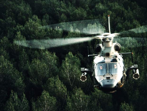 Eurocopter AS 565 Panther Multirole Light Helicopter
