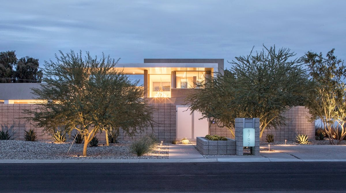 Gambar Desain Rumah Minimalis Modern