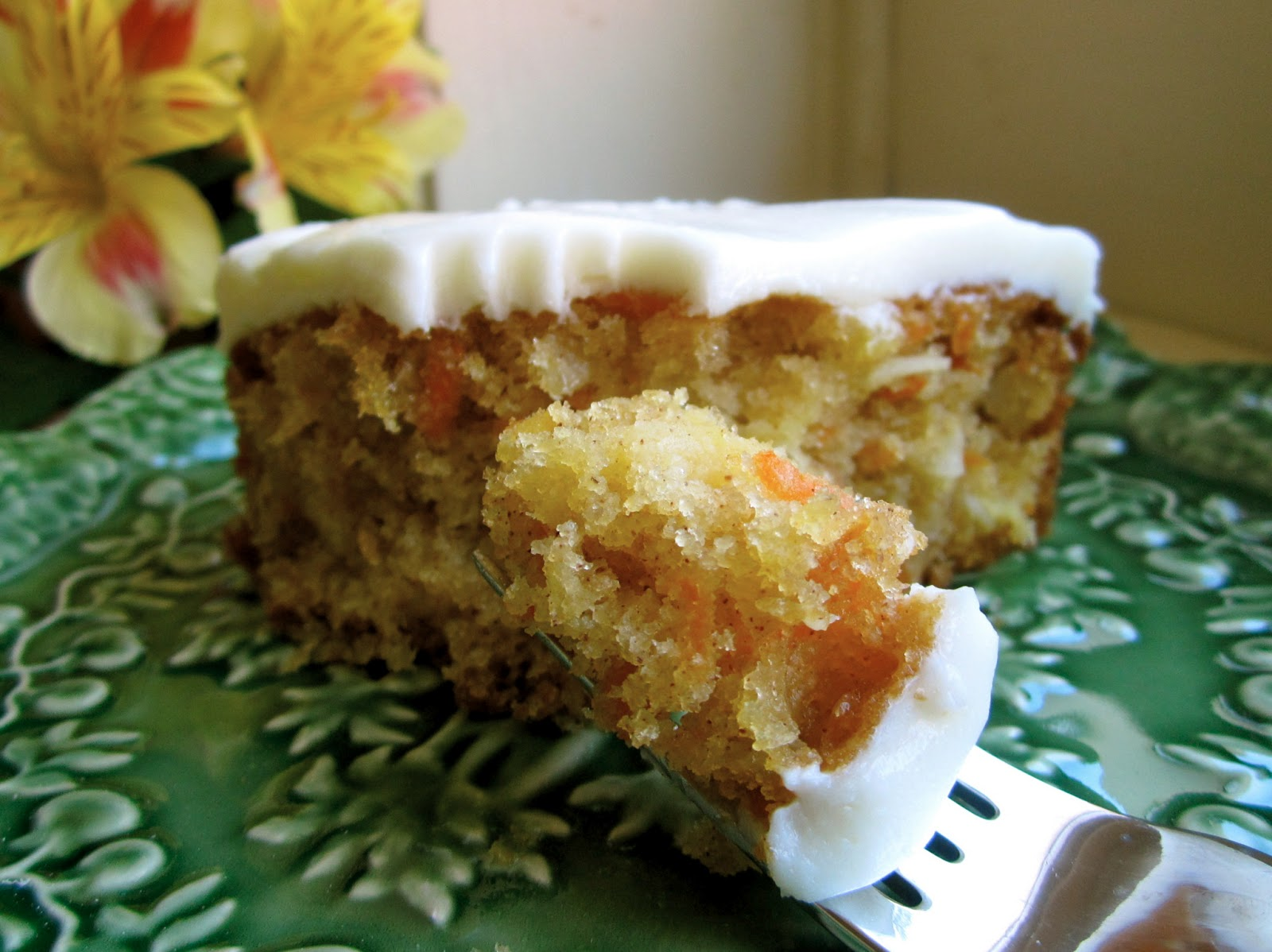 What Frosting Goes With Pineapple Cake