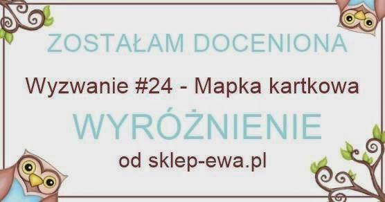 Wyróżnienie od sklep-ewa.pl