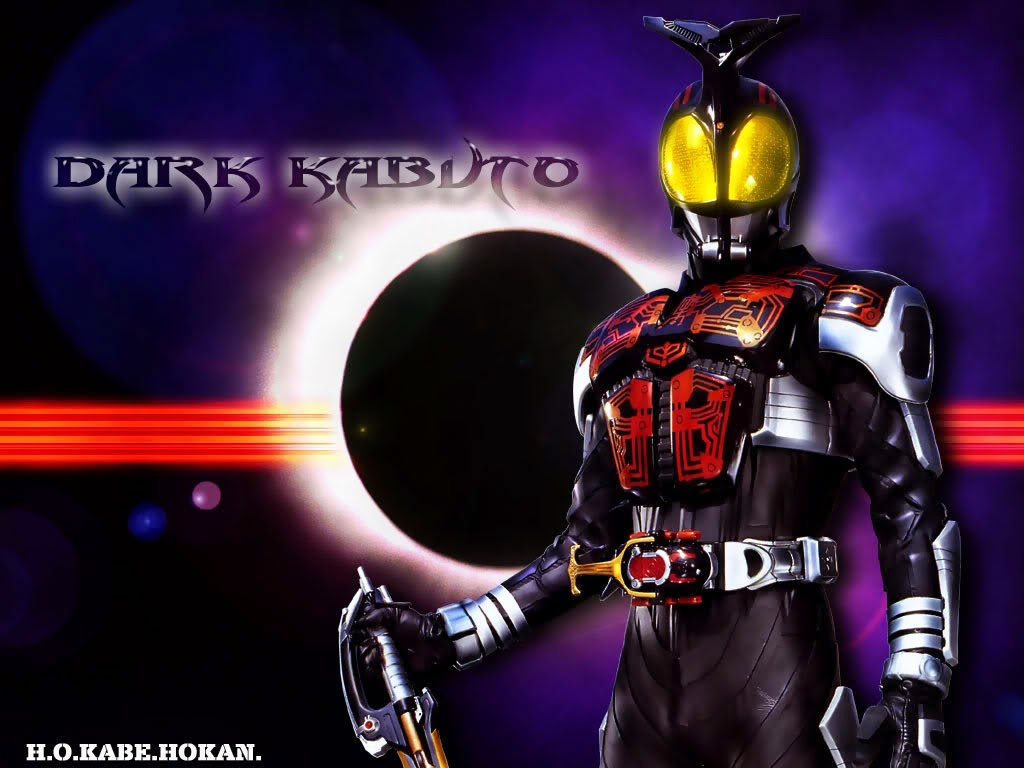 Wallpaper Kamen Rider Dark Kabuto