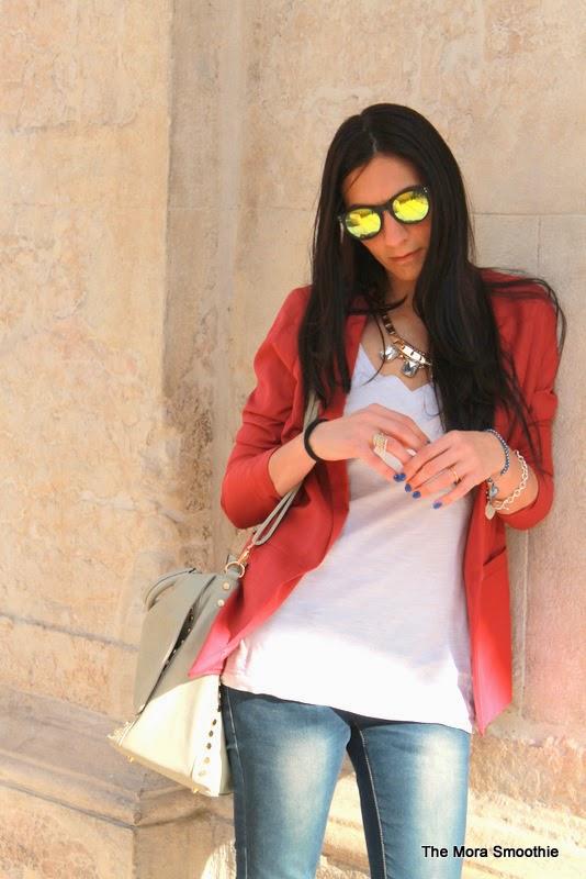 themorasmoothie, fashionblog, fashionblogger, look, fashionblog italiano, zanellato, postina bag, bershka, tiffany bracelet, zanellato bag