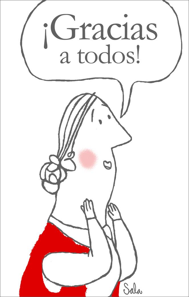 Los saludo, queriendo una gorda ... (desde Rosario) Gracias+a+todos%2521