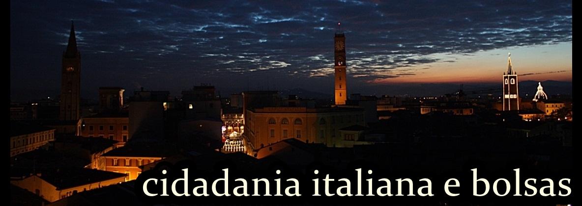 Cidadania Italiana e Bolsas