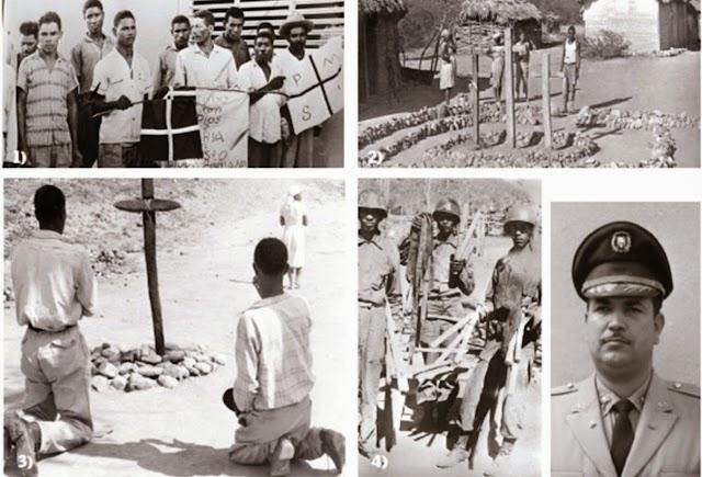 52 aniversarios matanza de Palma Sola