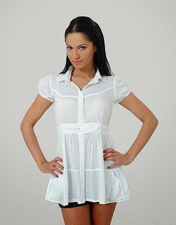 En Yeni Moda Bayan Gömlekleri