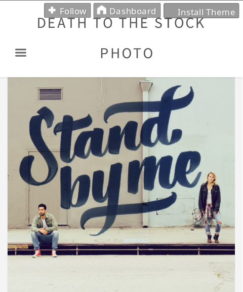 WS Blog Death to the stock photo