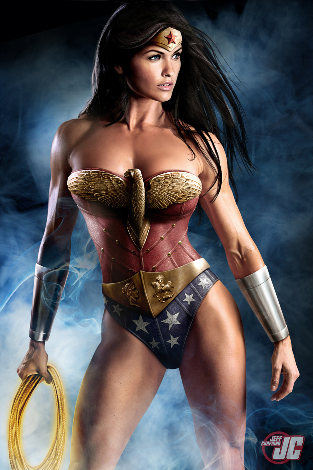 Alternative Fitspiration  Fitspiration  Wonder Woman