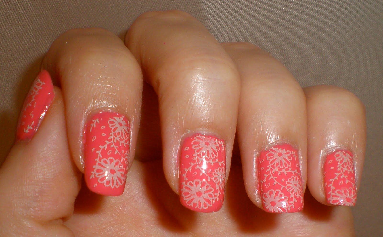cute nail designs for summer