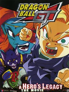 Ver Película Dragon Ball GT 100 años después Online Gratis (1997)