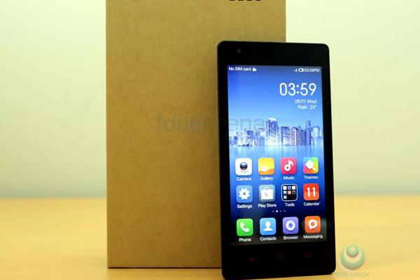 Spesification and price Xiaomi Hongmi 2