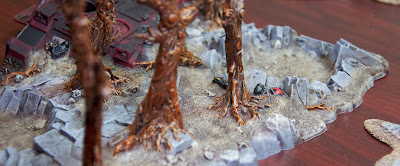 Battlescape with Flesh Tearers Death Company