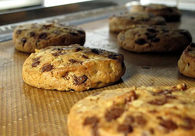 Yann Couvreur, Hôtel Le Burgundy - Cookies