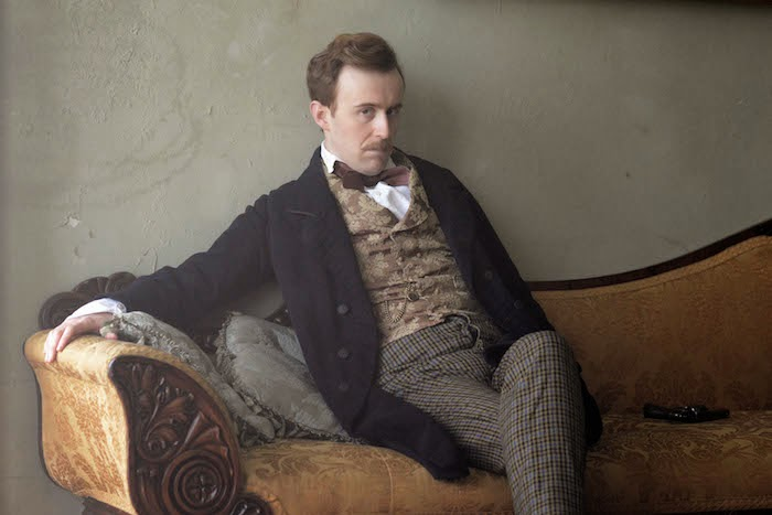 JOHN HEFFERNAN as Captain Charles Shore in The Suspicions of Mr Whicher