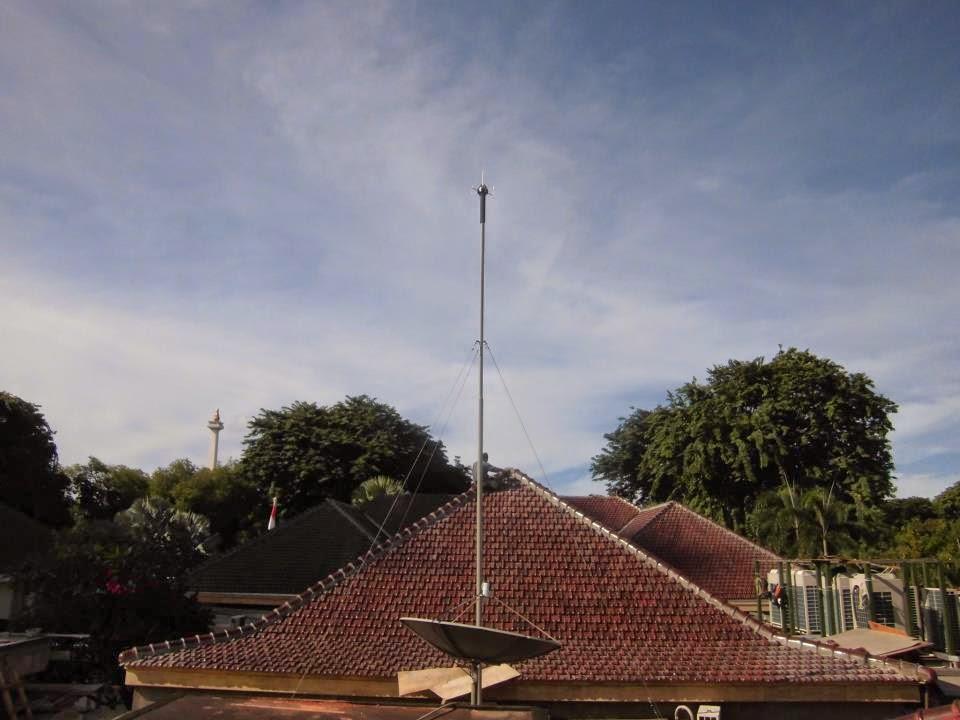 Spesialis Pasang Anti Petir - Sistem Penangkal Petir Di Gedung - Mojokerto