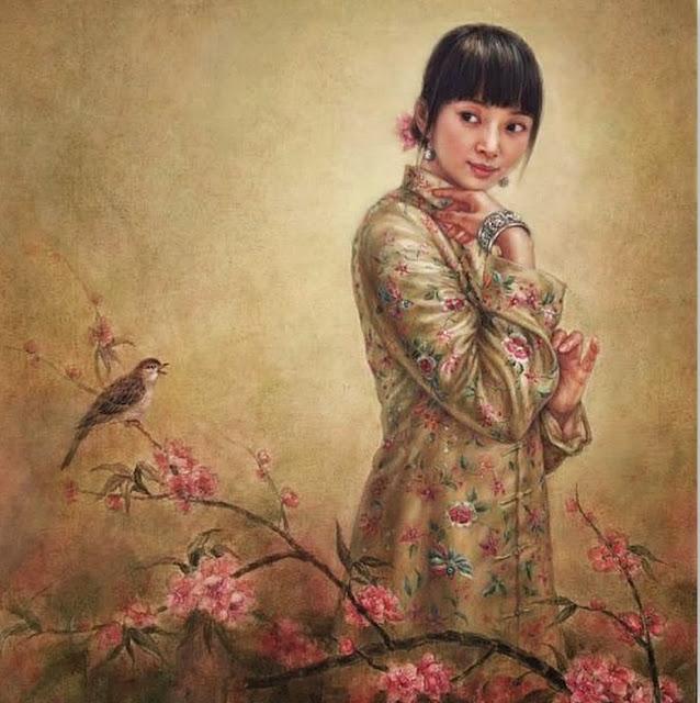 mujeres-orientales-pintura