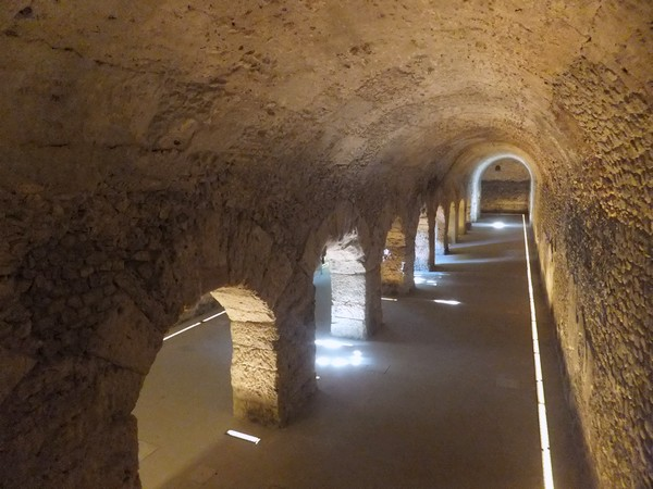 Aoste Aosta Italie forum vestiges romains