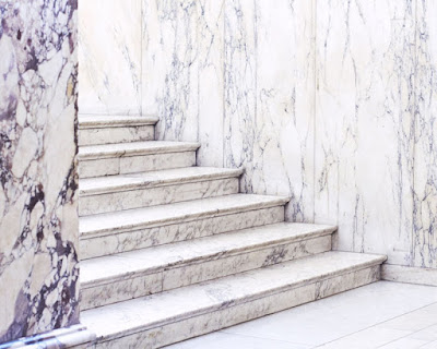 USE OF MARBLE FOR GLAMOUR AND BEAUTY